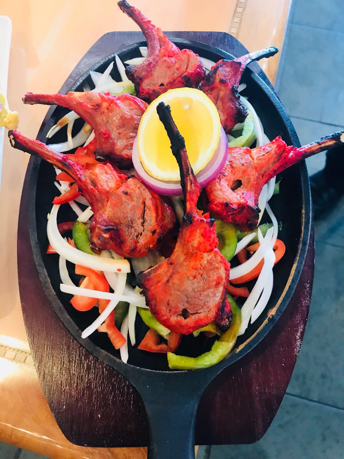 Barra Kebab