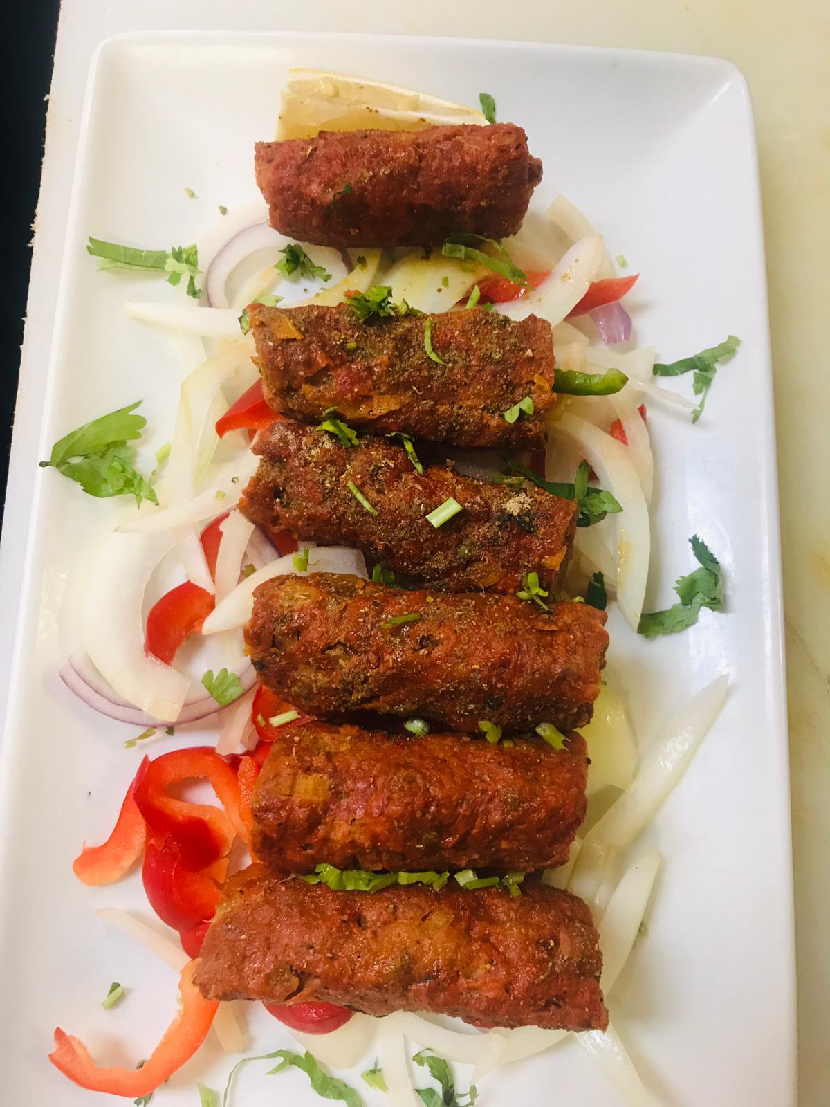 Mogal Lamb Kabab